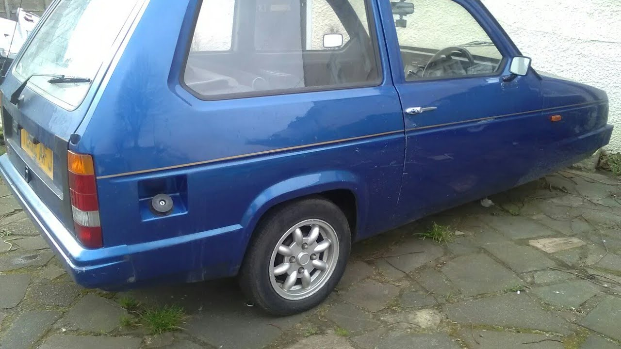 Reliant Robin Carb Repair And Things Not To Do To Your Engine Youtube