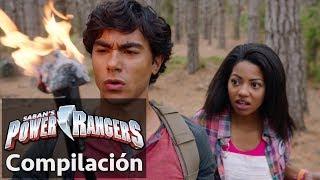 Power Rangers en Español | Grandes momentos de Dino Charge