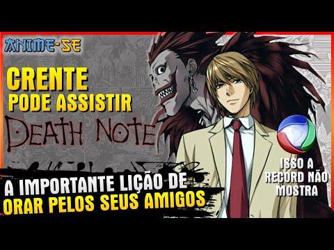 Ore pelo seus amigos - Uma lição que aprendemos de Death Note