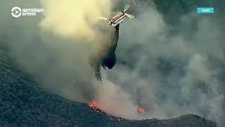Пожары в Калифорнии: более 600 пропавших без вести