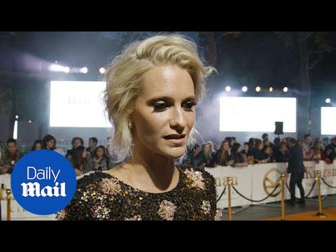 Poppy Delevingne talks about starring in Kingsman 2  Daily Mail