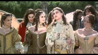 The Man in the Iron Mask Official Trailer #1 - GÉrard Depardieu Movie (1998) HD