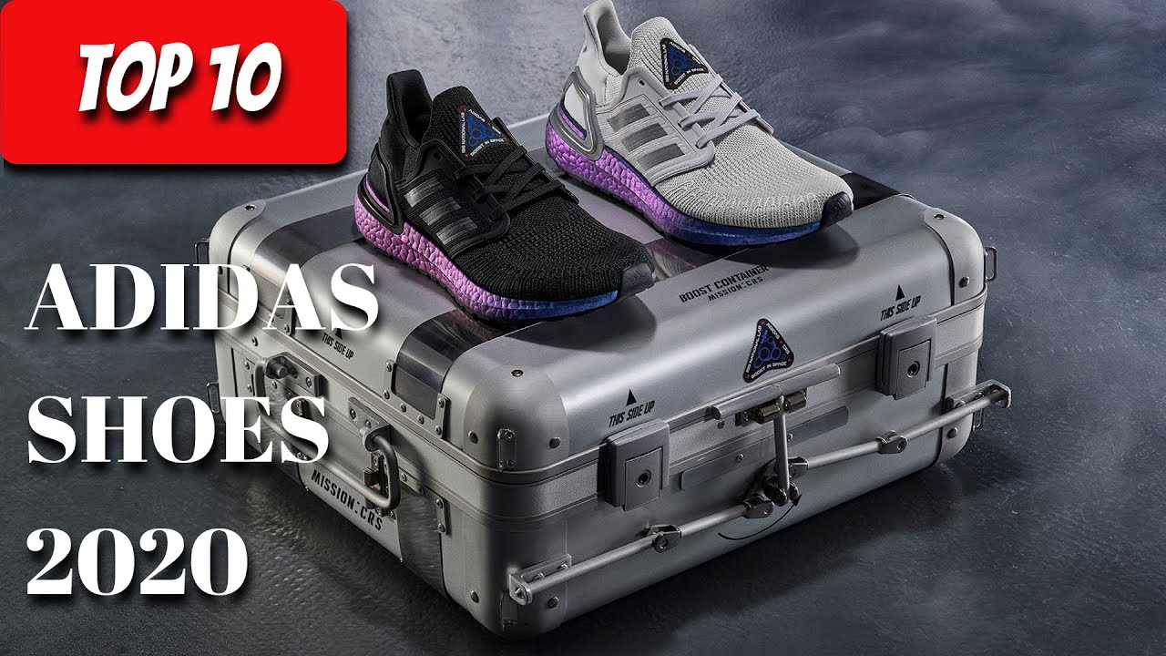 Top 10 Adidas Shoes 2020 - YouTube
