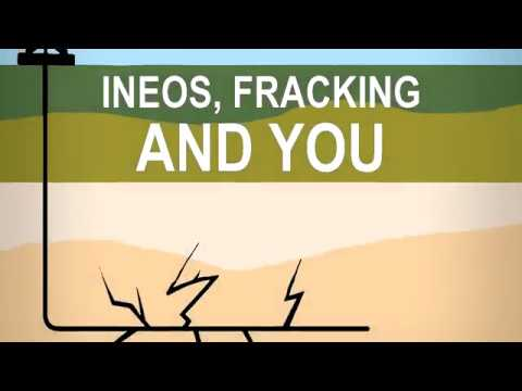 Ineos, Fracking and You