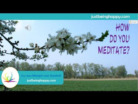 do you meditate