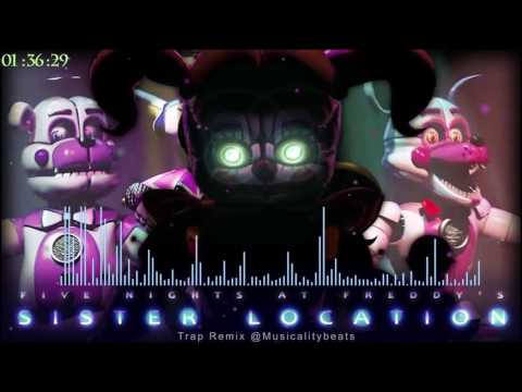 Sister Location Trailer - Five Nights at Freddy's | Hip Hop/Trap Remix | @MusicalityBeats
