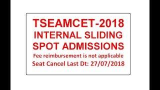 TSEAMCET-2018