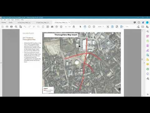 Small Area Plan public Workshop #2 Village Place