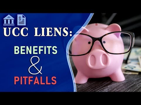 What Is A UCC Filing? What You Need To Know! [UCC-1 Lien]