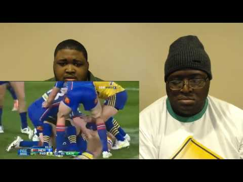 J&B Army Reacts: Rugby League Fights and Big Hits