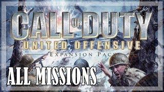Call of Duty: United Offensive - All missions, Full game