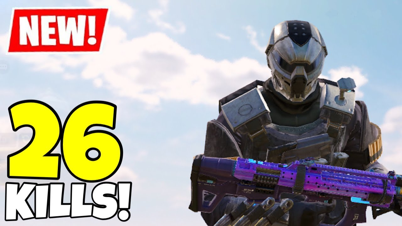 *NEW* TEMPLAR GAMEPLAY IN CALL OF DUTY MOBILE BATTLE ROYALE!