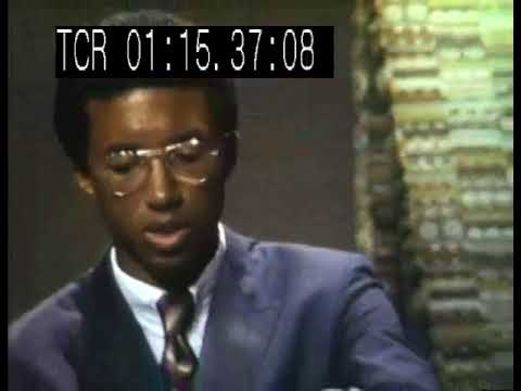 Arthur Ashe 1969 interview