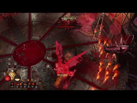 Warhammer Chaosbane Bloodthirster🪓32🪓Slayer[SP]hard⚒diff.  