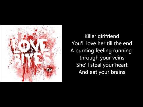 Love Bites - The Midnight Beast - Lyrics