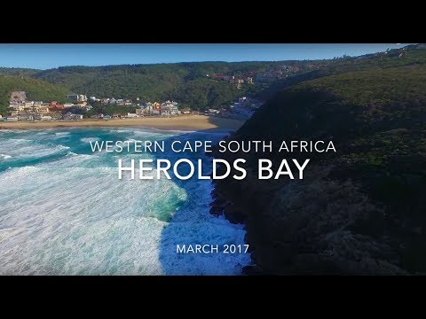 Herolds Bay Western Cape South Africa March 2017