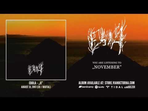 EBOLA - November [Official Track]