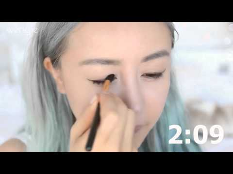 Late for School Routine ♥ 5 Minute Makeup, Hairstyle & Clothes Outfit Tips ♥ Back To School ♥ Wengie