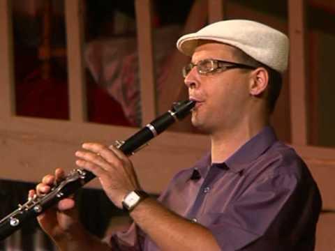 Di goldene chasene /SABBATHSONG/ Szabó Bálint (klarinét) Bódi Móni (hegedű)