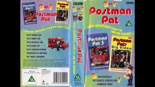 Download Video Postman Pat: 2 on 1: More Adventures from Pat and his friends (1999 UK VHS) MP3 3GP MP4