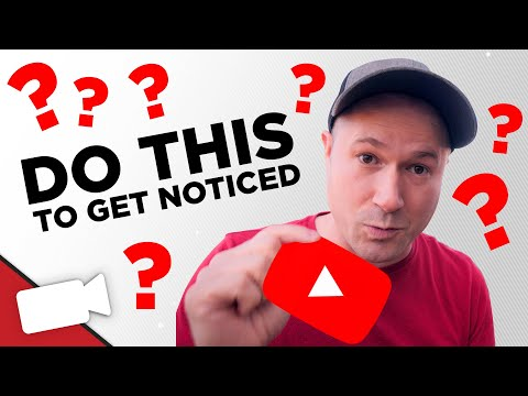 Get YouTube To FINALLY Notice Your Videos