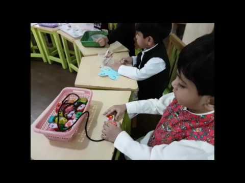 Beaconhouse School System, KG 1, PECHS, KARACHI