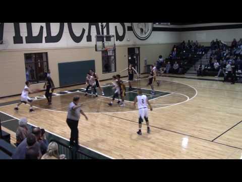 Box Hill Senior Secondary College vs Scurry Rosser High School    USA Tour 2016