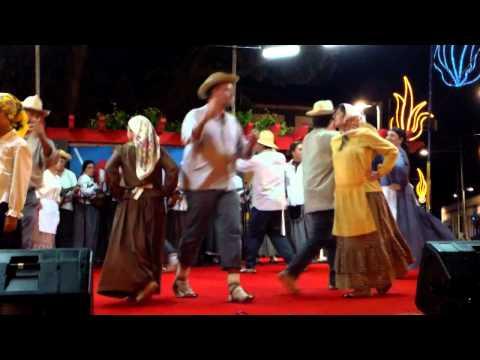 Folclore de Madalena Pico Azores (Lavandeira) Portuguese Folk Dance