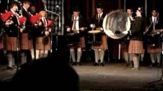 NCSU Grade III Pipes and Drums Medley continued