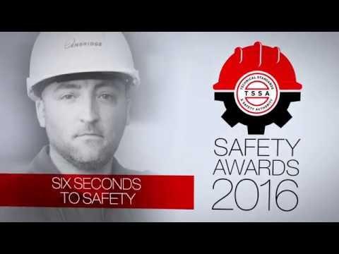 ENBRIDGE GAS DISTRIBUTION RECEIVES 2016 TSSA IMPACT SAFETY AWARD