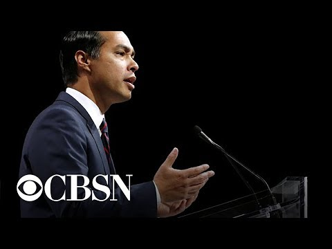 2020 Democratic candidate Julián Castro tells Hispanic leaders Trump has failed them