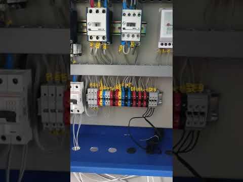 cold room control panel freezer room - youtube  youtube