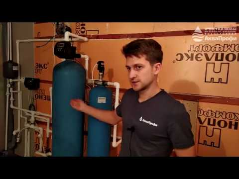 Как обслуживать очистку воды для Евгения и Ольги