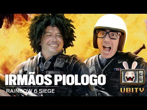 TRETA COM IRMÃOS PIOLOGO! – UbiTV – Ubisoft Brasil