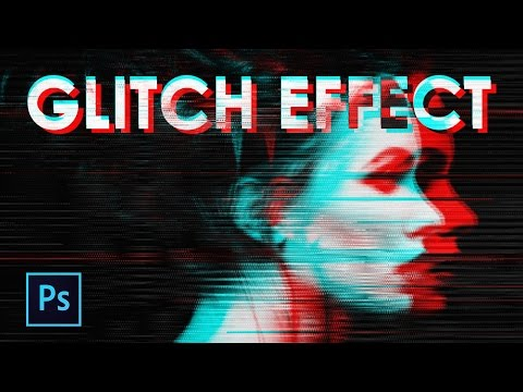 how to create awesome text glitch effects