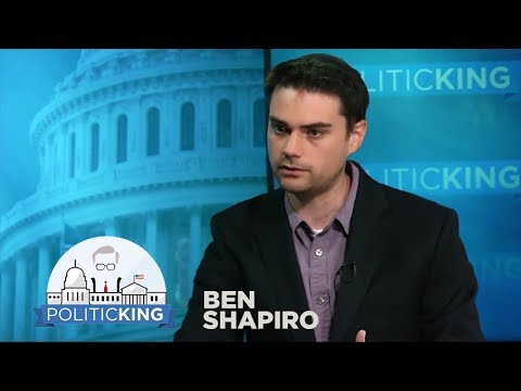 "Ben Shapiro on ""Larry King Now"" - Full Episode Available in the U.S. on Ora.TV"