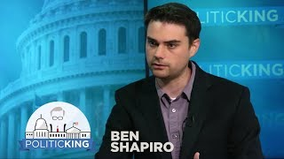Ben Shapiro Talks About His 'Criminal Case' Against Barack Obama
