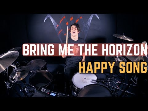 Bring Me The Horizon - Happy Song   Matt McGuire Drum Cover