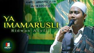 YA IMAMARUSLI Ridwan Asyfi Fatihah Indonesia