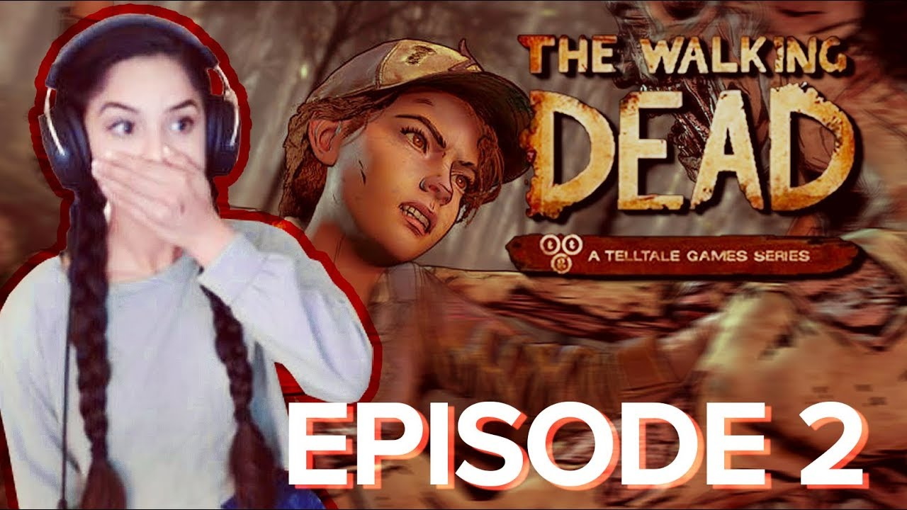 kiss-girl-girl-kidnapped-twd-the-final-season-episode-2-valkyrae-playthrough