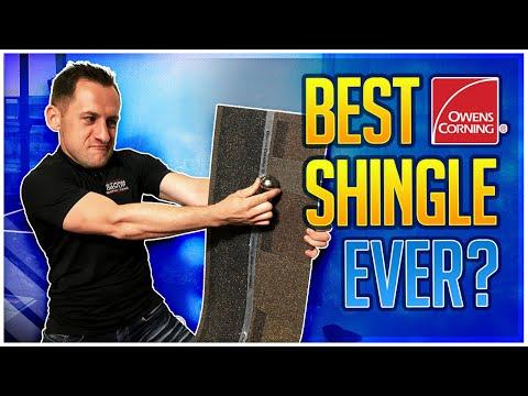 Duration Flex: Owens Corning Roofing Best Shingle Yet?