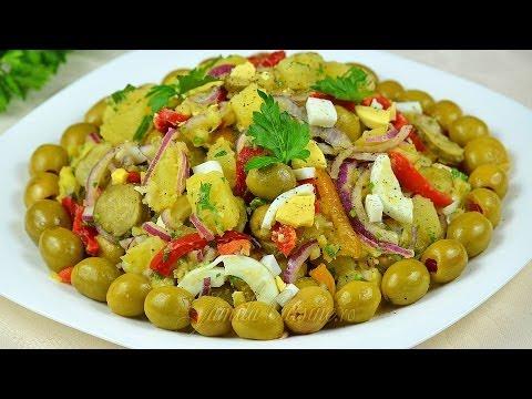 Reteta Salata orientala - JamilaCuisine
