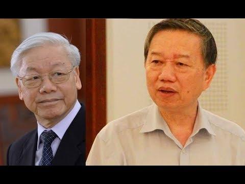 Kết quả hình ảnh cho tÔ Lâm-Nguyễn Phú Trọng