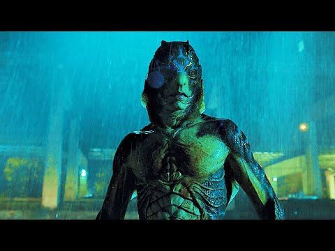 TIFF Movie Review – THE SHAPE OF WATER (2017)