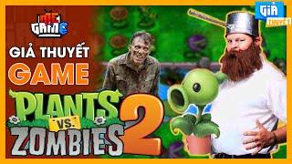 Giả Thuyết Game: Plants vs Zombies #2 - Phiên Bản Đời Thật   meGAME