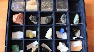 Моя коллекция камней//Обзор