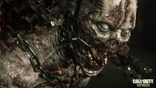 Anti-climactic Death   Call of Duty®: WWII ZOMBIES (PS4)
