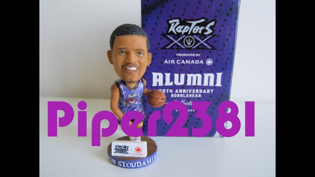 Toronto Raptors Bobblehead Damon Stoudamire