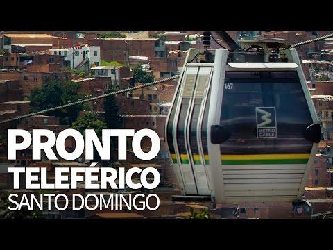 Teleférico de Santo Domingo, para defender y dignificar la vida de la gente