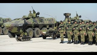 Army of Serbia and its armaments until 2020